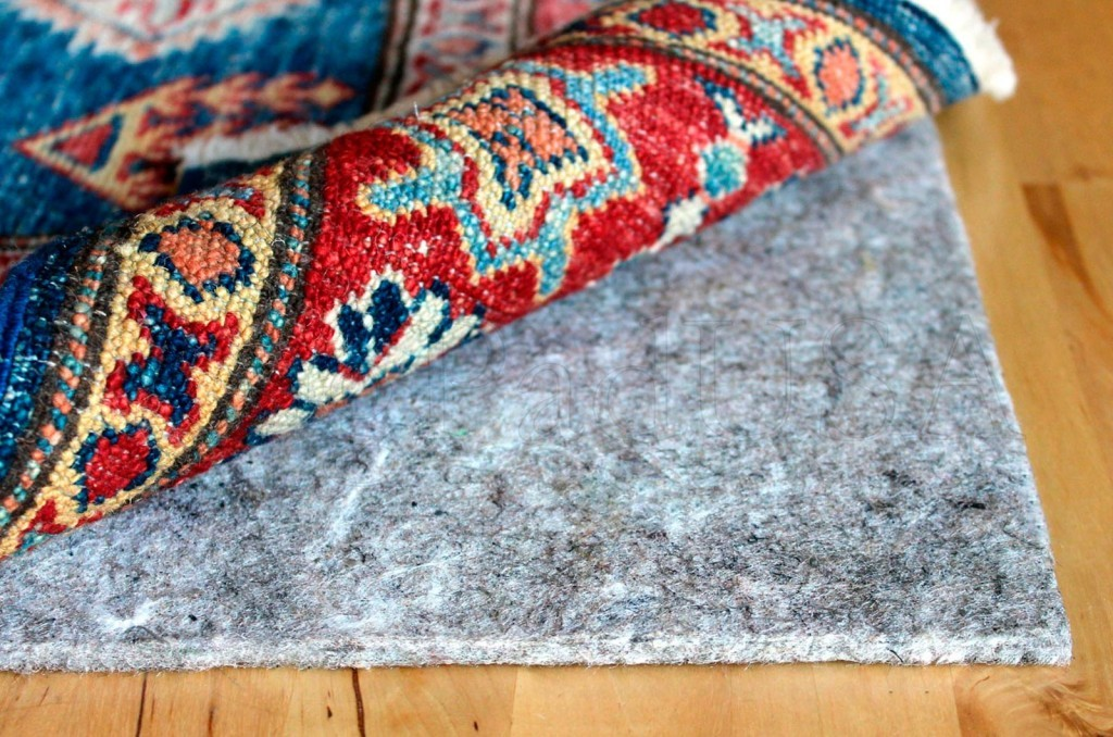 Why Use Rug Pad On Your Area Rugs