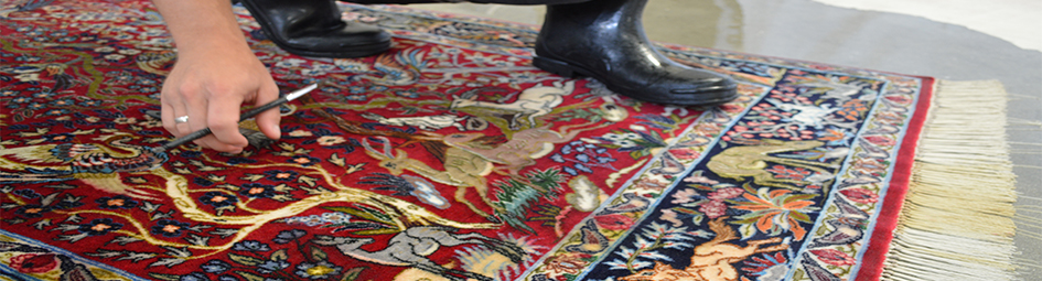 Dye Bleeding - The Effects of Bad Area Rug Cleaning, And Ways to Prevent It