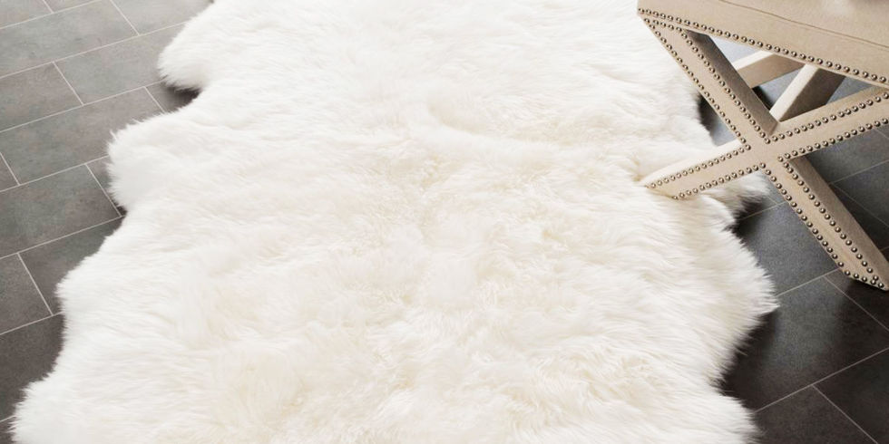 Sheepskin Rugs | Rug Cleaning Orange County