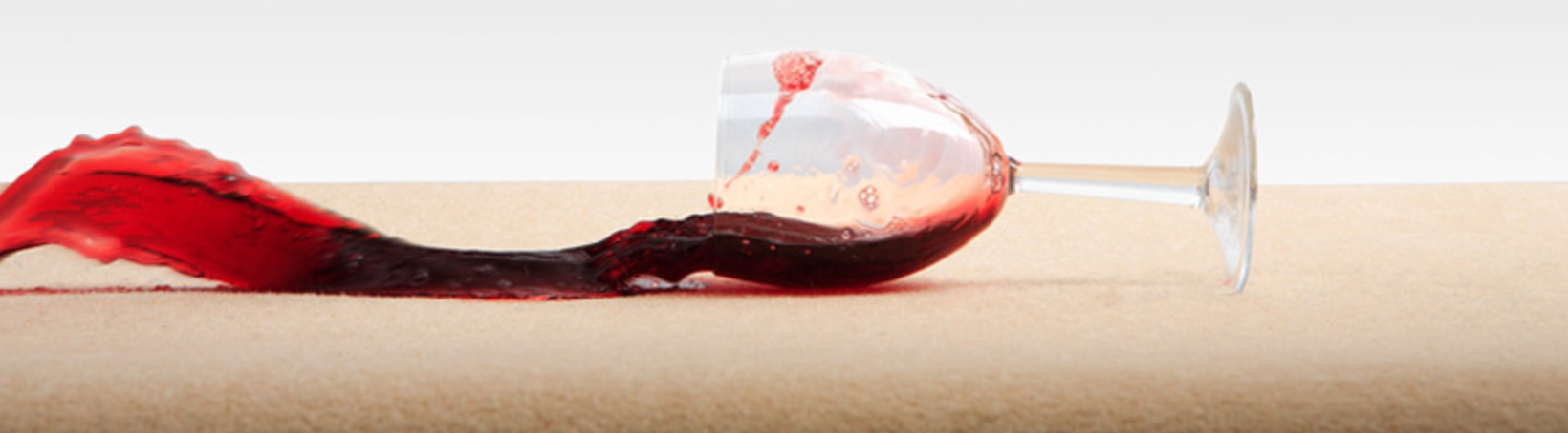 wine spill on rug | wine stain | cleaning stain on rug